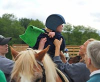 Hippotherapy at High Horses