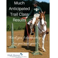 Much Anticipated Trail Class Results
