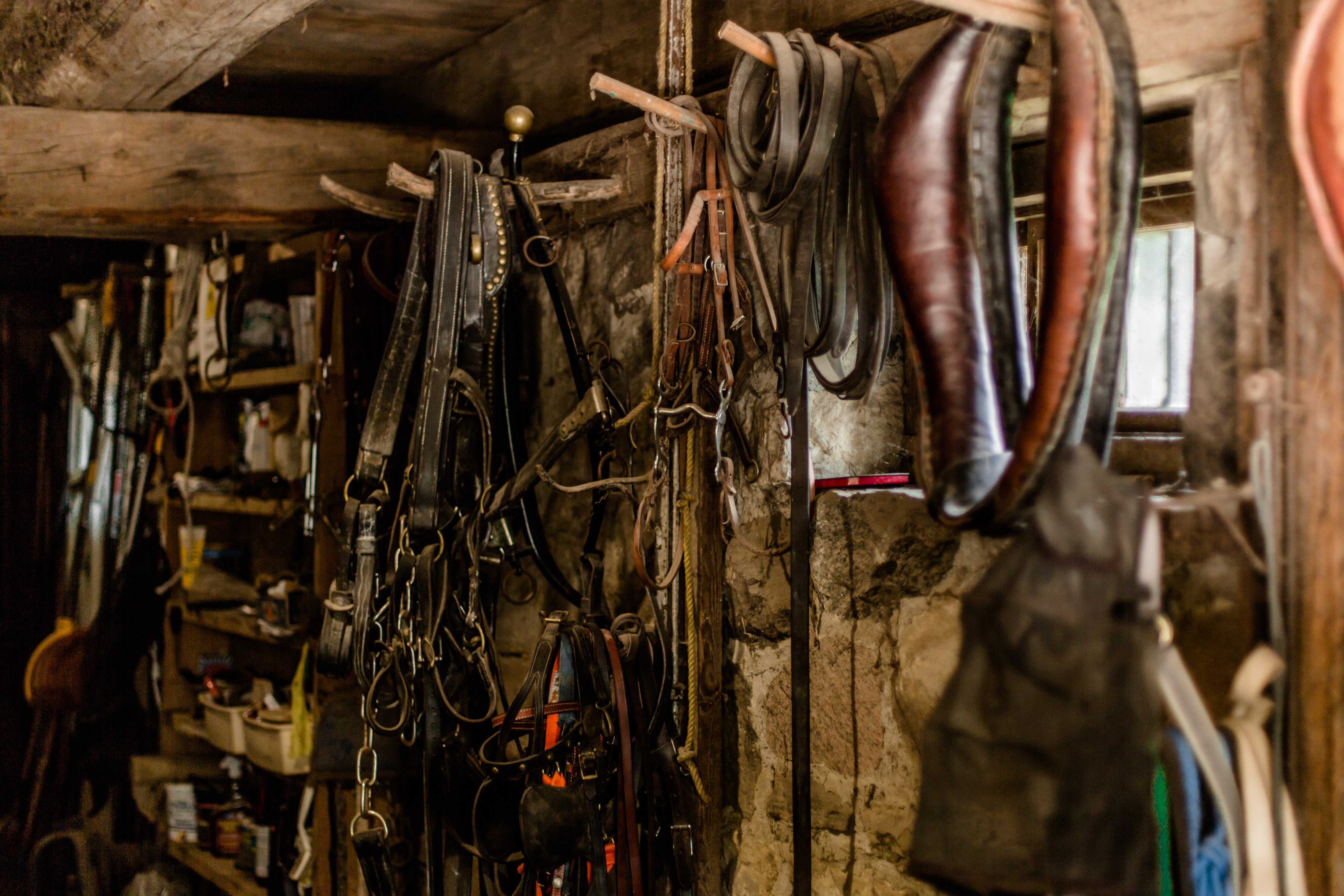 Annual Spring Tack Sale