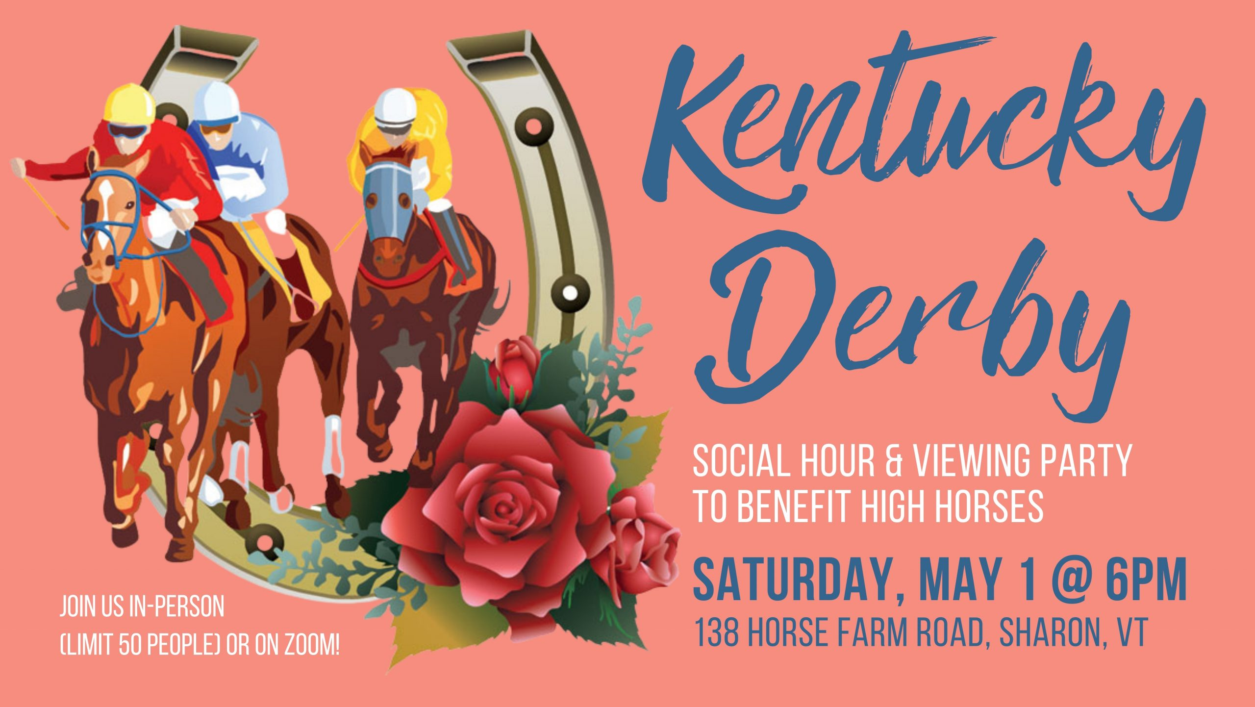 2021 High Horses Derby Party - High Horses
